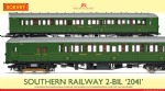 Hornby R3161A SR 2-BIL 2 Car Electric Multiple Unit Pack